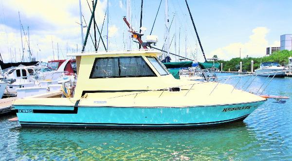 Canaveral Custom Boats Delta 28 SC