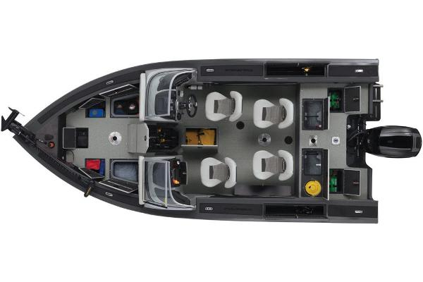 Tracker Targa V-19 WT