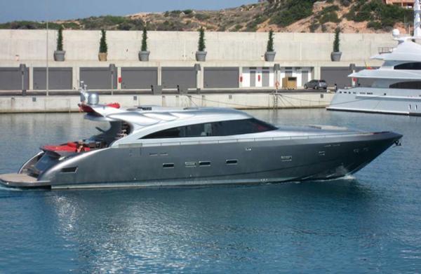 Ab Yachts AB 92 FLY