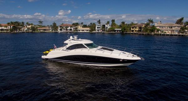 Sea Ray 580 Sundancer