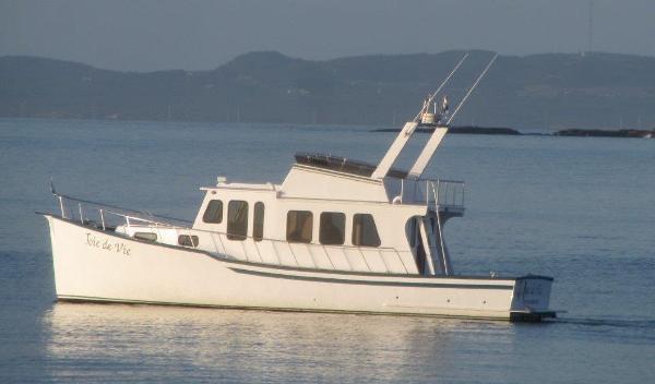 Custom Trawler Type 40