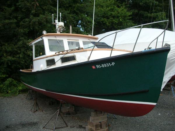 Webbers Cove Lobster boat MISS NANCY