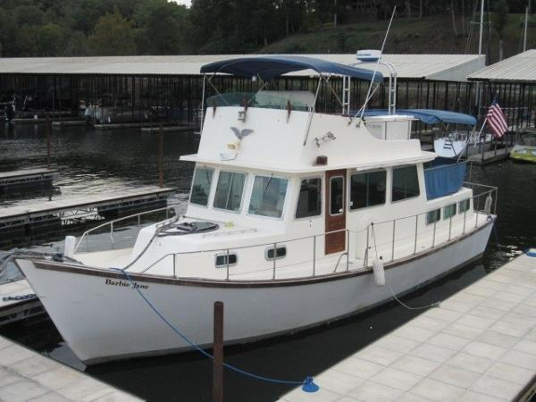 Thompson 44 Trawler