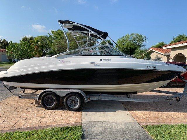 Yamaha Boats AR230 HIGH OUTPUT