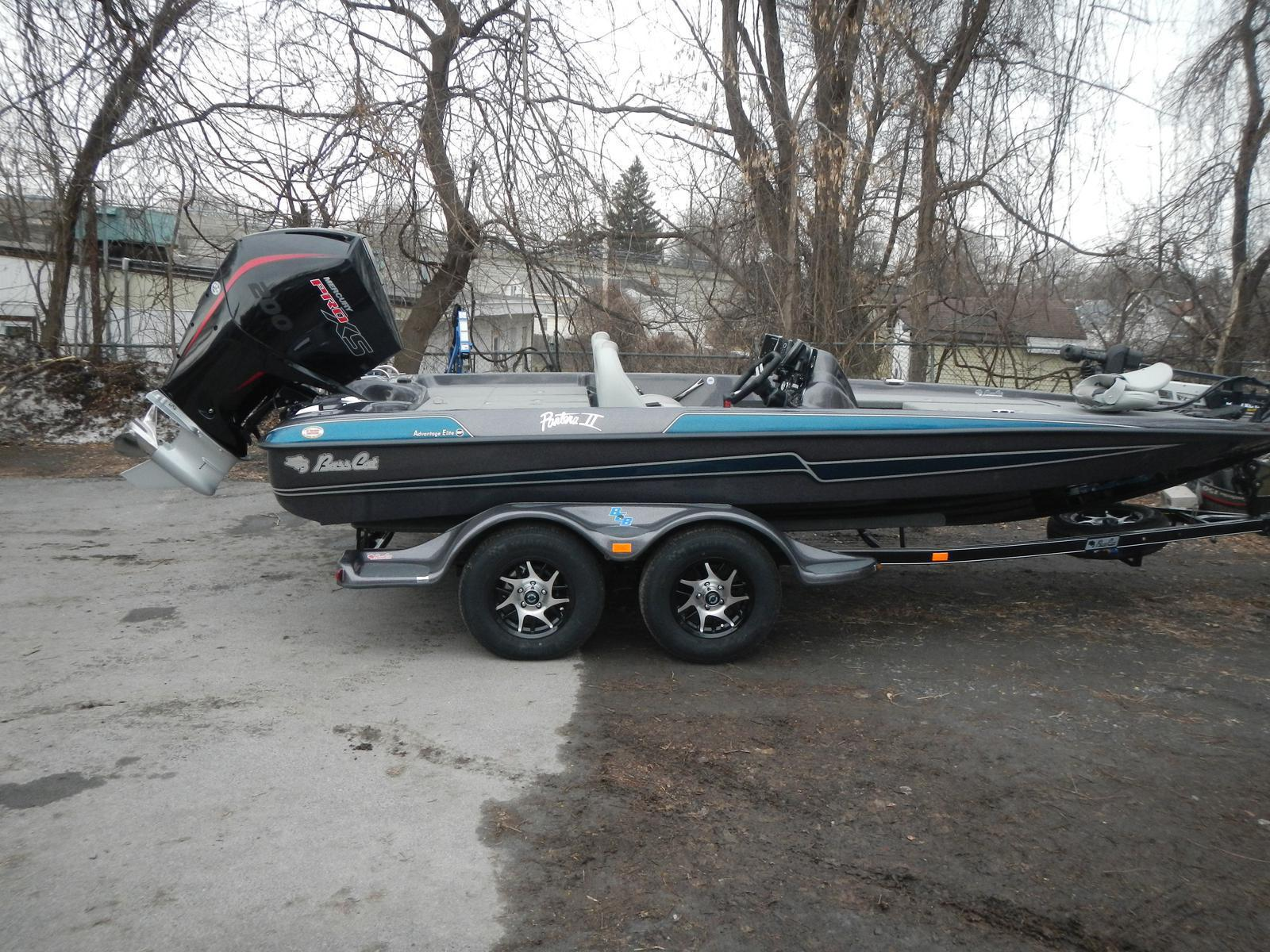 Bass Cat Boats Pantera II SP