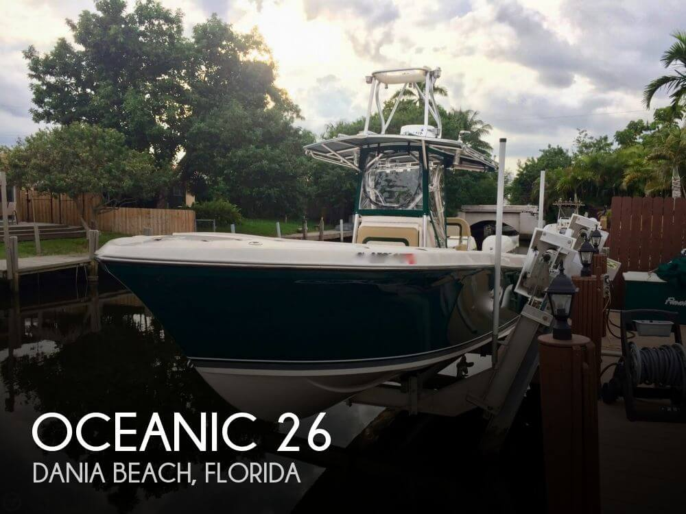 Ocean Kayak 25 2007 Oceanic 25 for sale in Dania Beach, FL