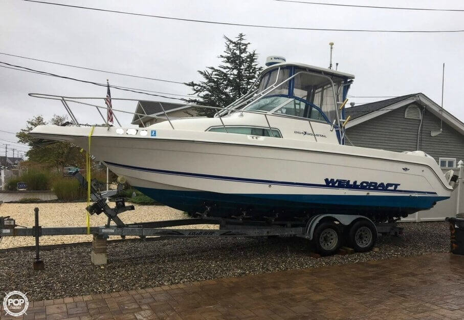 Wellcraft Coastal 264 1997 Wellcraft 264 Coastal for sale in Forked River, NJ