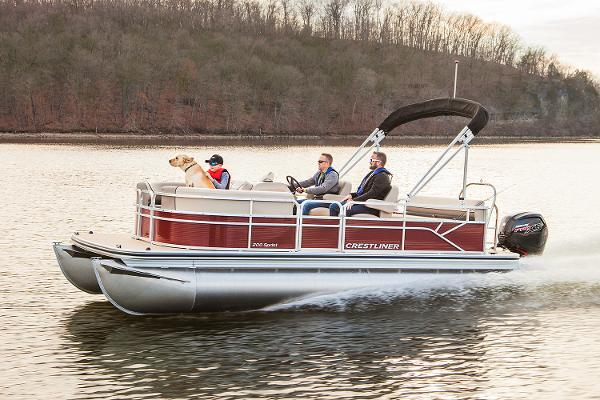 Crestliner 160 Sprint Cruise Manufacturer Provided Image: Manufacturer Provided Image