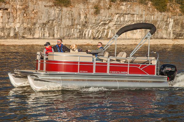 Crestliner 180 Sprint Cruise Manufacturer Provided Image