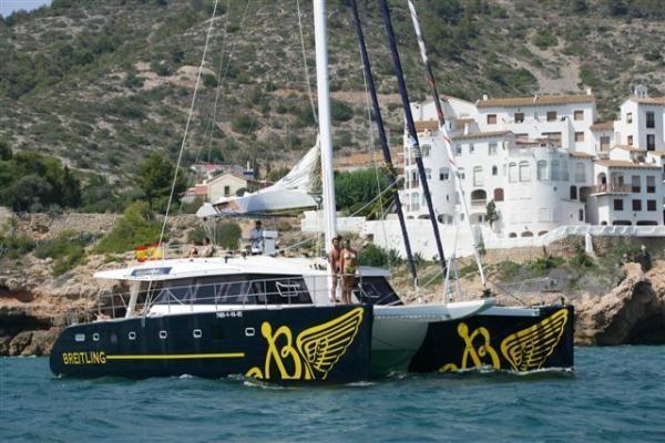 Sunreef 62 Sailing