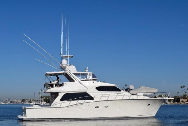 Mikelson Pilothouse Sportfisher Main profile