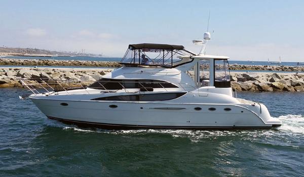 Meridian 459 Motoryacht Sweet Emotion