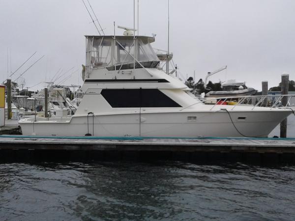 Hatteras 41 Sportfish Convertible