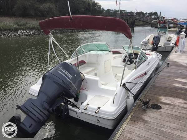 Hurricane 187 sun deck 2012 Hurricane 18 Sun Sport for sale in Hilton Head Island, SC