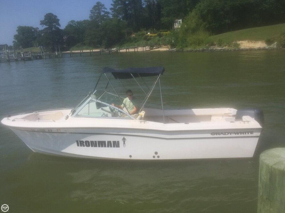 Grady-White Tournament 223 1999 Grady-White Tournament 223 for sale in Newport News, VA