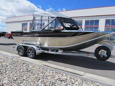 Northwest Boats 196
