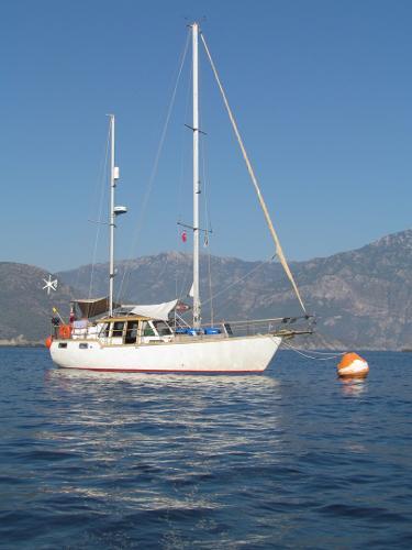 Nauticat 38 Nauticat 38 'Cantily'