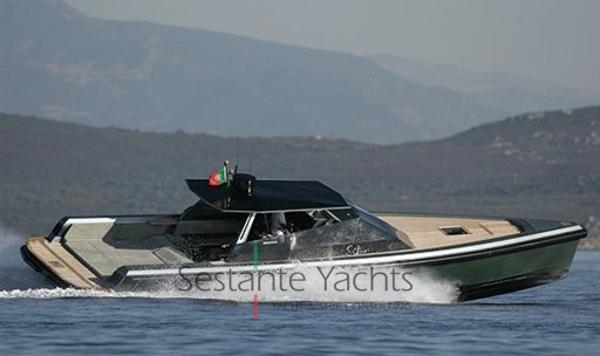 Wally 47' Wally Power Wally Power - Sestante Yachts