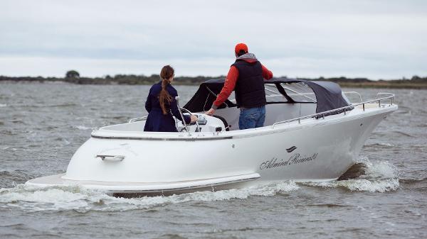 Admiral (Mariner) Boats Riviera 24