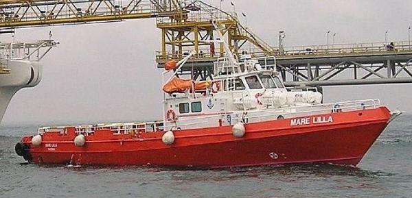 Commercial Vessel Crew Boat 2