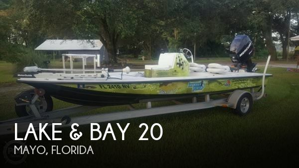 Lake And Bay 20 2009 Lake & Bay 20 for sale in Mayo, FL