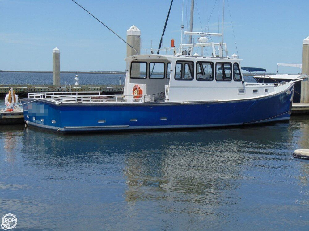 H&H Marine Osmond Beal 40 2008 H & H Marine Osmond Beal 40 for sale in Fernandina Beach, FL
