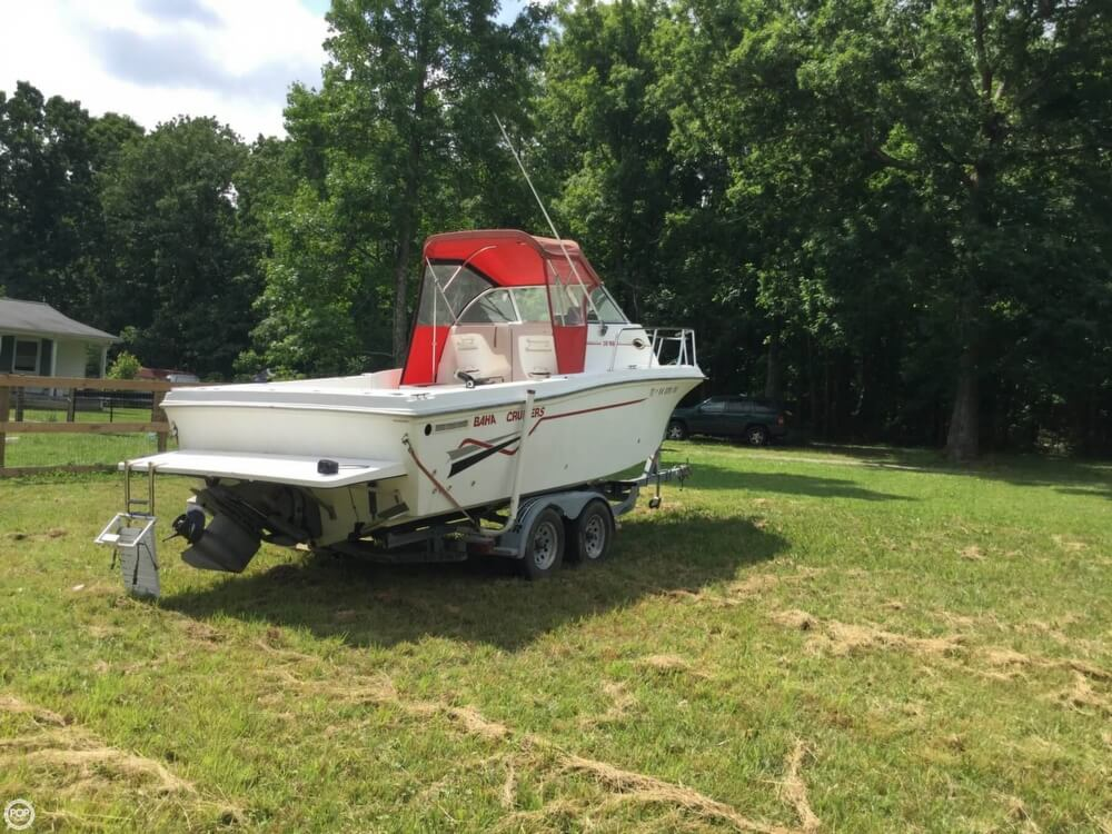 Baha Cruisers 240 Fisherman Wac 1998 Baha Cruisers 240 WAC for sale in Ruther Glen, VA