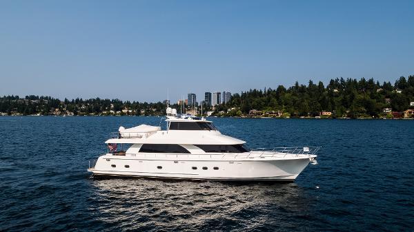 Ocean Alexander 80 Motoryacht