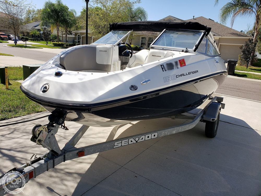 Sea-Doo 180 Challenger 2011 Sea-Doo Challenger 180 for sale in Seffner, FL