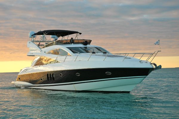 Sunseeker Manhattan 66 Dolcetto Starboard Side