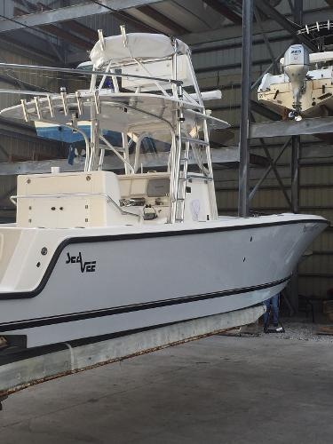 Sea Vee 34 Center Console