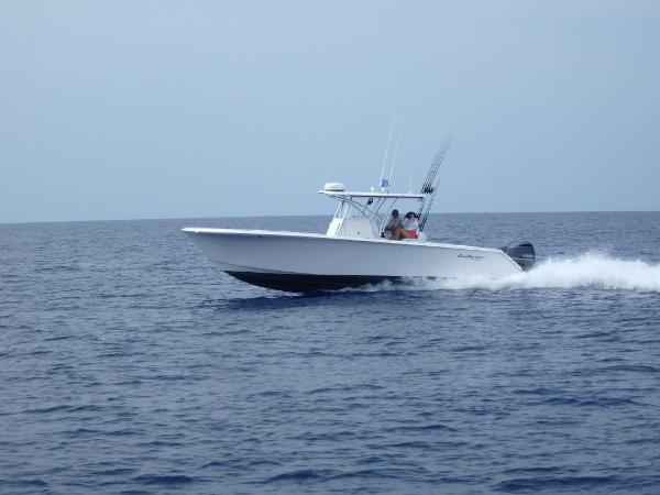 seahunter 32CC