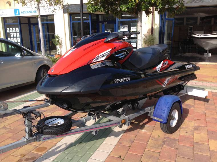 Yamaha Boats Yamaha FZS SVHO?