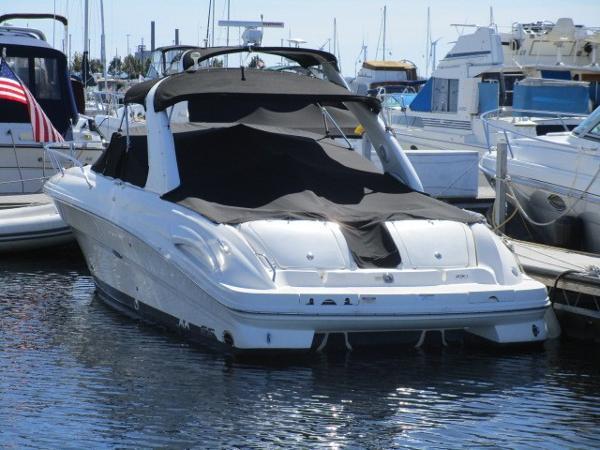 Sea Ray 290SS