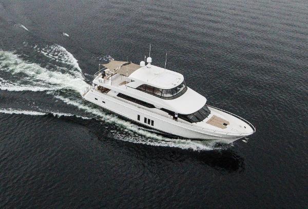 Ocean Alexander 85E07 Motor Yacht