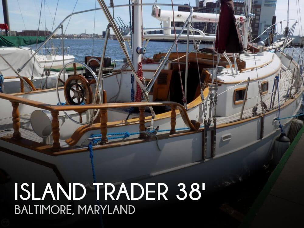 Island Trader 38 Ketch 1982 Island Trader 38 Ketch for sale in Baltimore, MD
