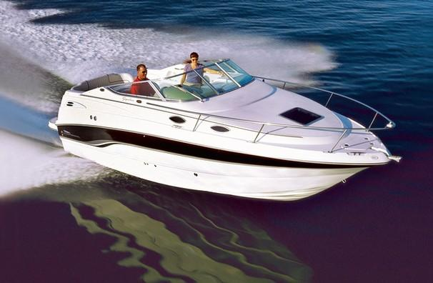 Chaparral Signature 240 Manufacturer Provided Image: Signature 240