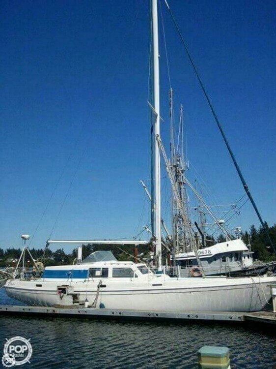 Columbia 45 1972 Columbia 45 for sale in Charleston, OR