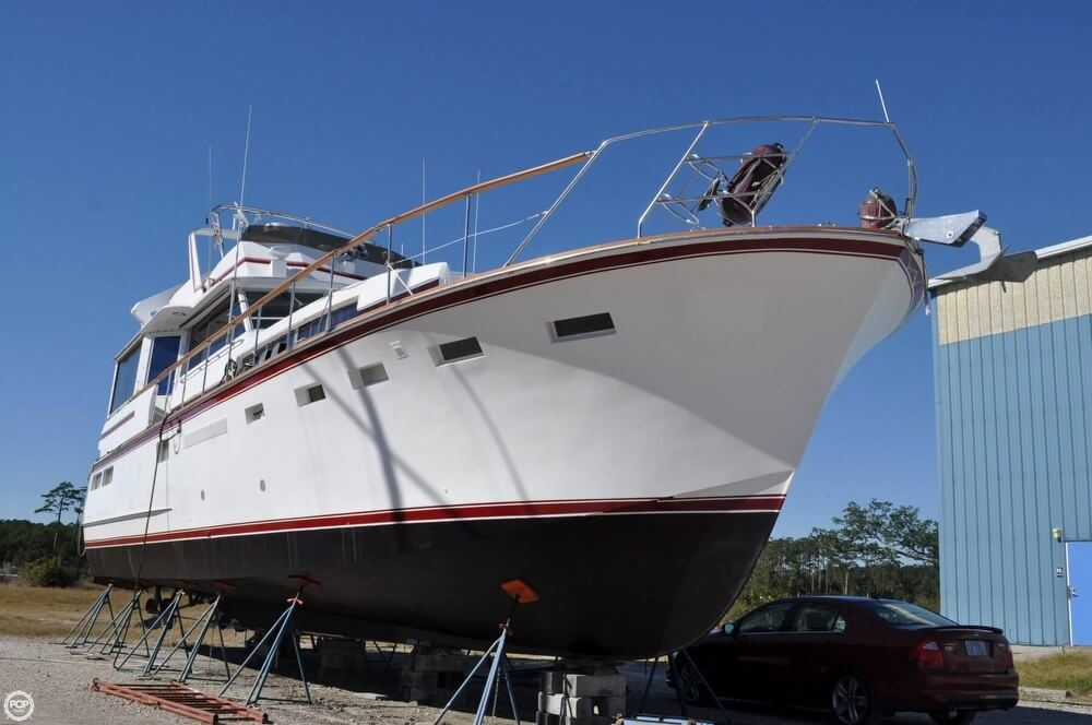 Chris-Craft 58 Roamer 1971 Chris-Craft 58 Roamer for sale in Beaufort, NC