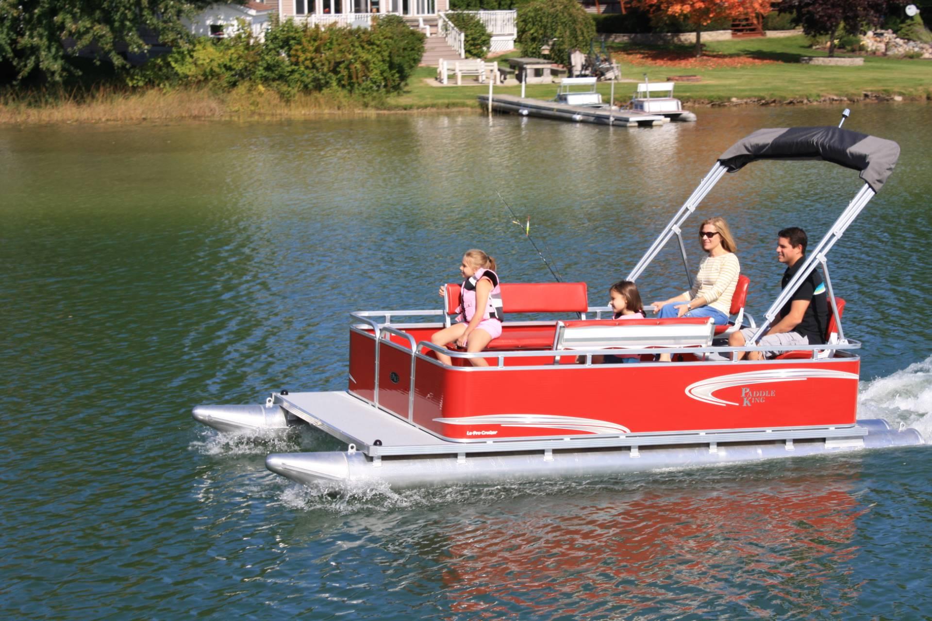 Paddle King Lo Pro Cruiser #1FP