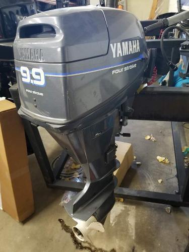 Yamaha Outboards 9.9