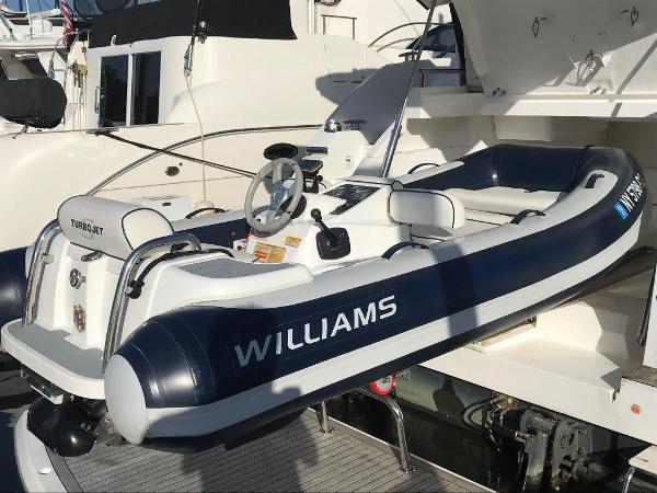 Williams Jet Tenders 325S