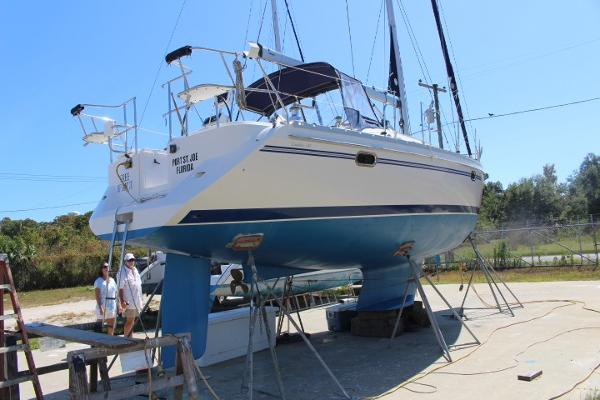 Catalina 355 Wing Keel
