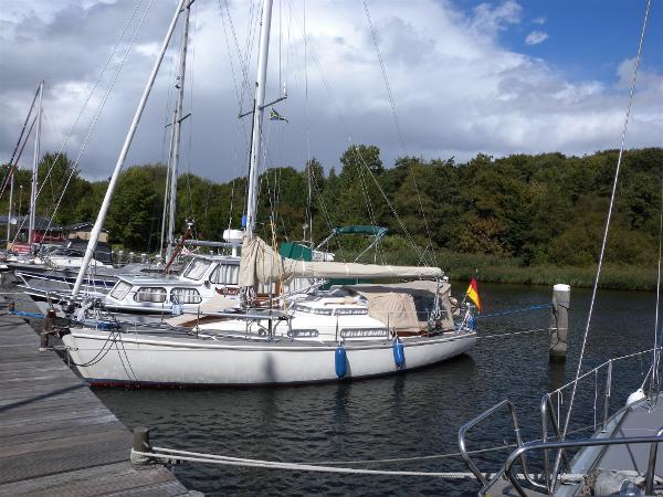 Custom Asmus KG Yachtbau Hanseat 66 KS DSCN2160
