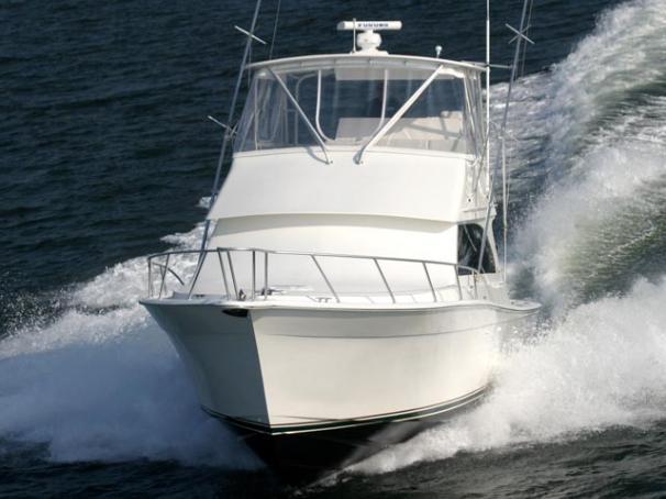 Egg Harbor 43 SportYacht Manufacturer Provided Image