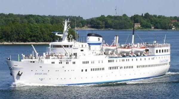 Finnboda Sweden Cruise Passenger