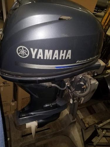 Yamaha Outboards F 40