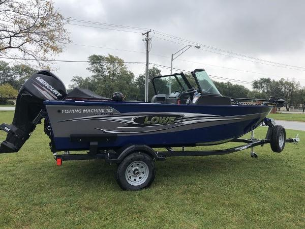Lowe Boats FM 165 Pro WT
