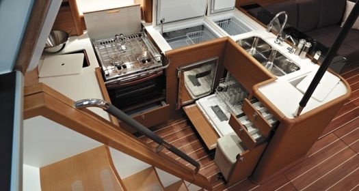 GALLEY - DISHWASHER, ETC