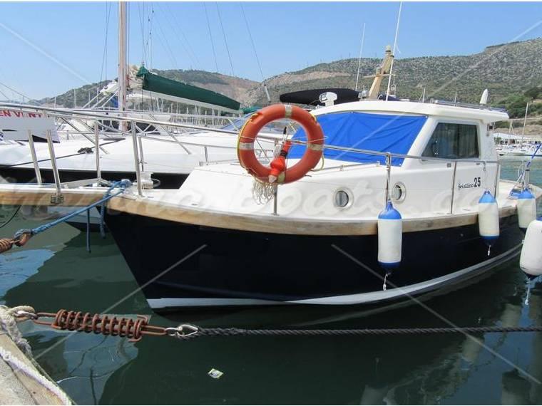 Cantieri Navali Sciallino Sciallino 25
